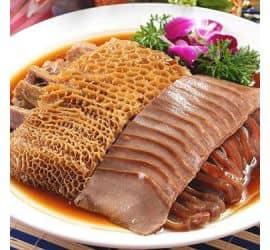 Sichuan style brine platter