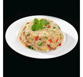 Preserved Meat Fried Rice