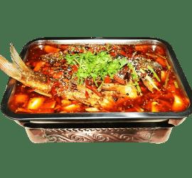 """""""SHU YAN"""" Grilled fish"""
